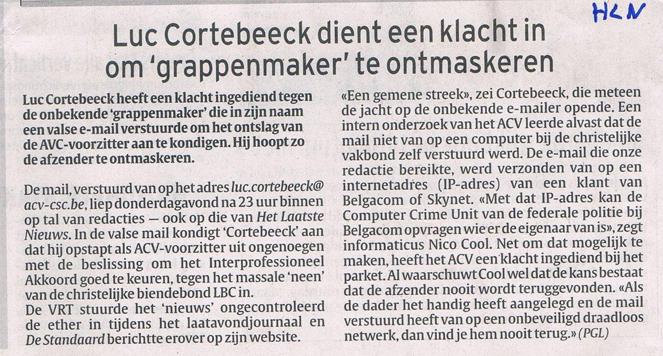 Luc Cortebeeck